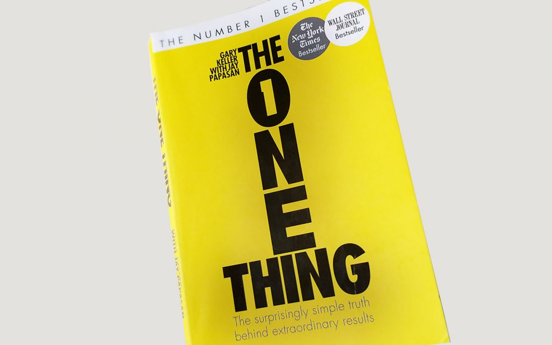 Book Spotlight: The One Thing