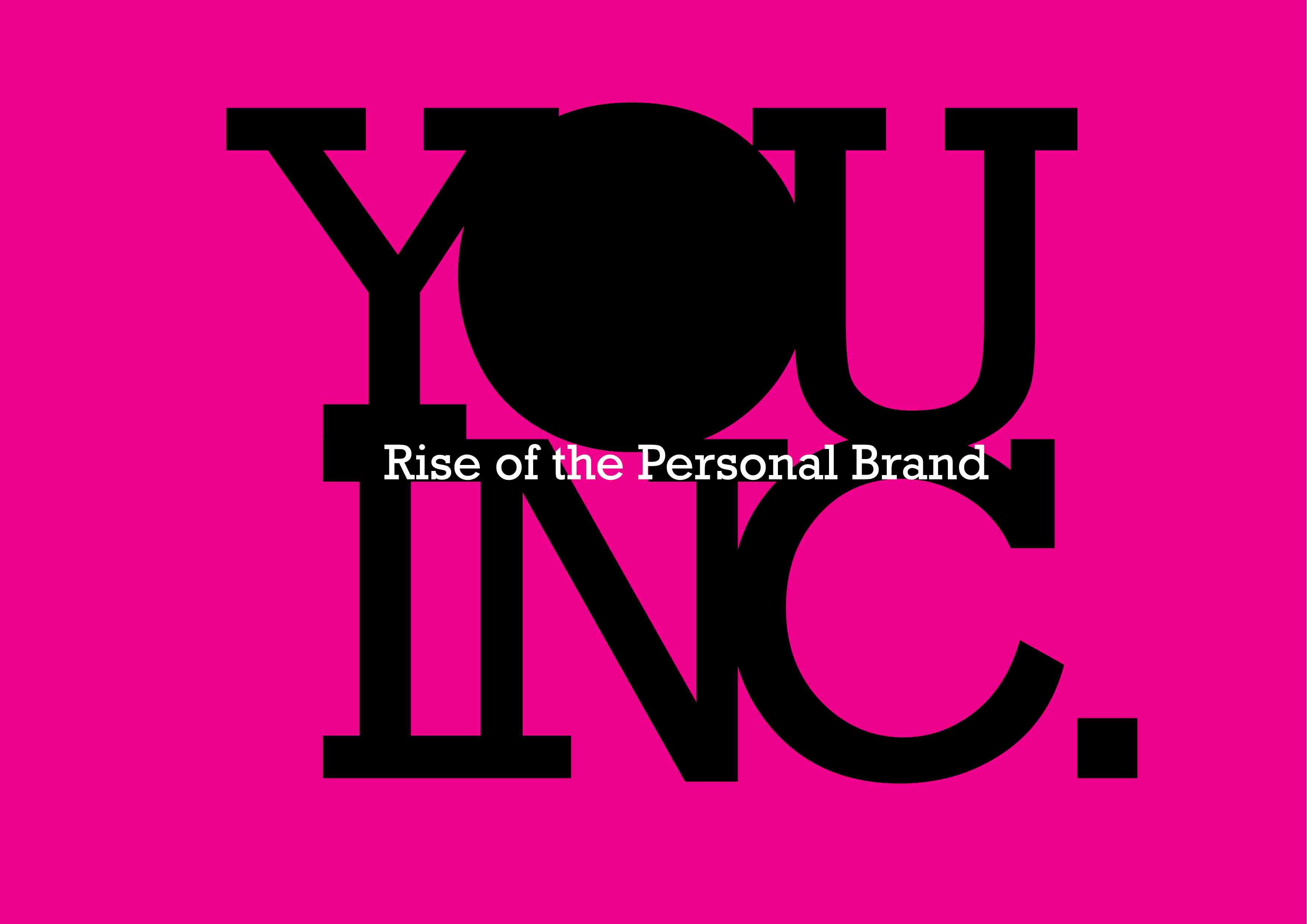 Determining and articulating your personal brand