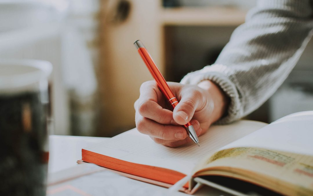 The life affirming power of journalling